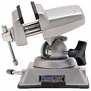 Multi-Angle Vise,Vacuum,2-1/2 In