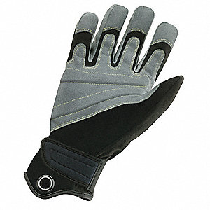 Tactical Glove,S,Black,PR