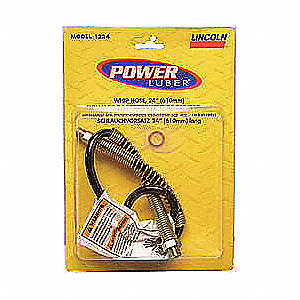 Hose Extension,PowerLuber, 24 In