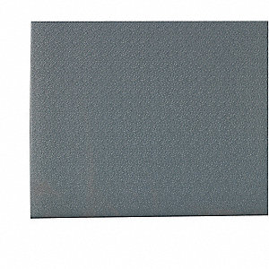 Antifatigue Mat,Gray,4ft. x 6ft.