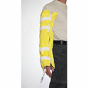 Vacuum Splint,Arm,Yellow,Vinyl