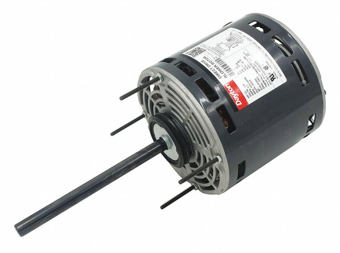 Dayton motor 1 2hp d d blower 3lu83 3lu83 grainger for Dayton gear motor catalog