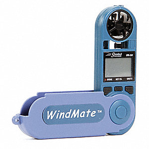 Wind Speed Meter,0.8 to 89 mph