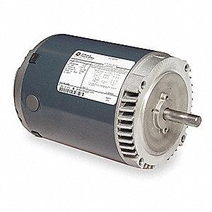 General Electric Motor 1 4 Hp Direct 2k301 5kh49sn3023x