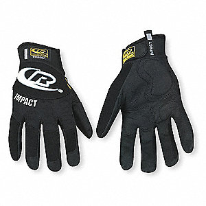 Rescue Gloves,L,Black,Schoeller(R),PR