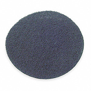 "20"" Black Stripping Pad, Package Quantity 5"