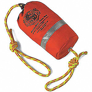 Rescue Rope Throwbag,1,800 lb Strength,