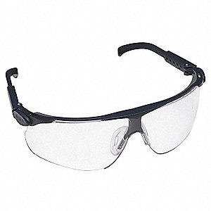 Safety Glasses,Clear,Antfg,Scrtch-Rsstnt