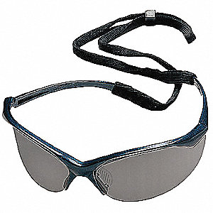 Safety Glasses,TSR Gray,Scrtch-Rsstnt