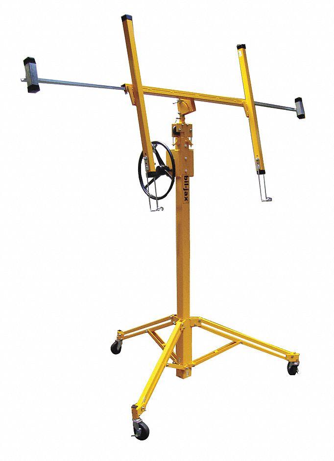 Bil Jax Scaffolding Parts : Bil jax drywall lift lb load capacity quot lifting