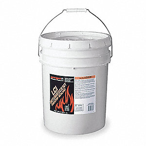 Fire Barrier Sealant,5 gal.,Red