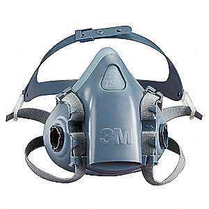 3M(TM) 7500 Series Half Mask,S