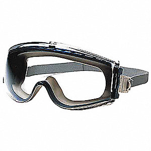 Prot Goggles,UV Extreme,Clr