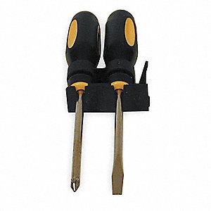 stanley screwdriver set slotted phillips 2 pc 3py45 60 020 grainger. Black Bedroom Furniture Sets. Home Design Ideas