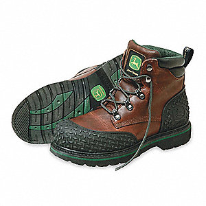 "8"" Work Boot Steel Toe Work Boots, Style Number JD8373"