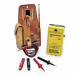 Gas Lamp Tester,Up To 500 AC/DC