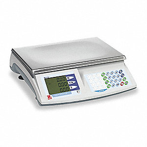 Digital Price Computing Scale,60 lb. Cap