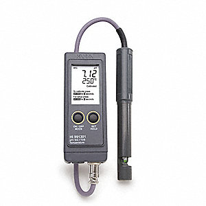 PH Conduct Dissolved Solid Temp Meter