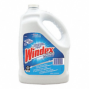 1 gal. Glass Cleaner, 1 EA