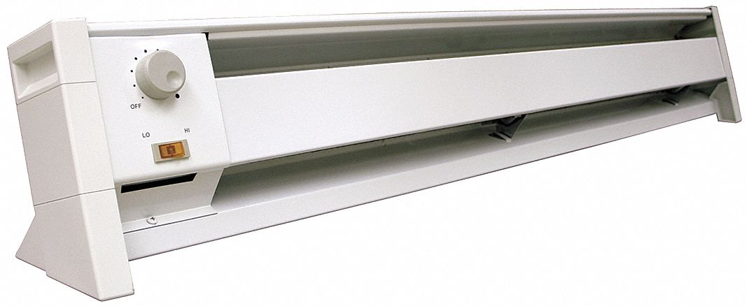 Dayton Electric Baseboard Heater Radiant 120vac 5118