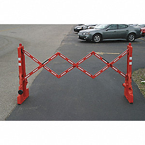 Barricade,Orange,43 In. H