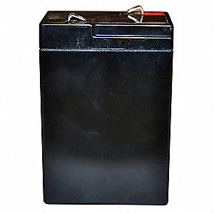 Sealed Lead Acid Battery, 7Ah Battery Capacity, For Use With CC4, XR