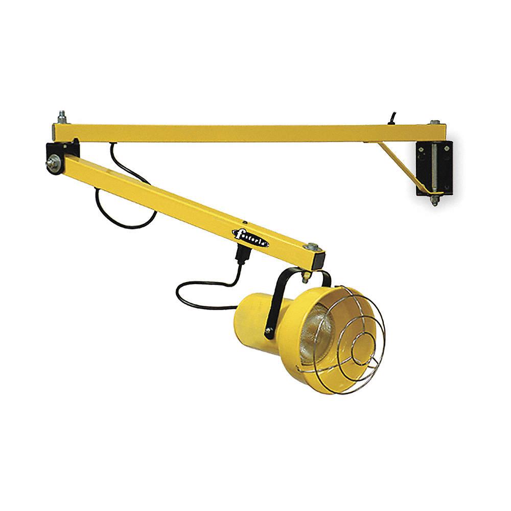 fostoria incandescent dock light 60 arm length 300 lamp. Black Bedroom Furniture Sets. Home Design Ideas