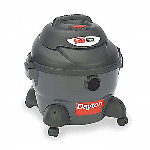 8 gal. Contractor Wet/Dry Vacuum, 4.5 Peak HP, 120 Voltage