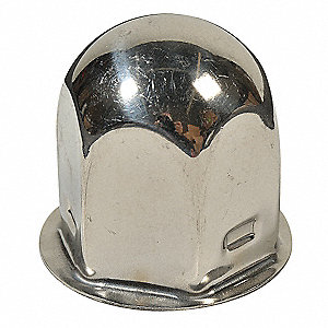 Jam Nut/Lug Nut Cover,M14 x 2mm