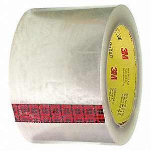 Carton Sealing Tape,Clear,72mm x 50m
