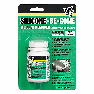 Caulk Remover,Silicone,3.0 Oz Bottle