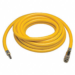 Airline Hose,25 ft.,Polyvinyl/Polyester
