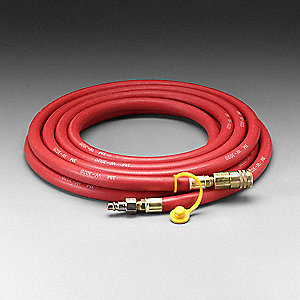 Airline Hose,25 ft.,1/2 In. Dia.