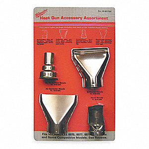 Heat Gun Accessory Kit