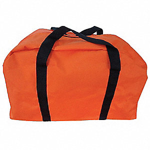 Synthetic Tool Bag, Electricians, Number of Pockets: 1, Orange