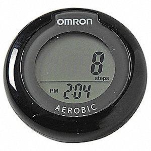 Advanced Hip Pedometer,Black