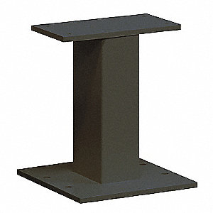 Cluster Box Unit Pedestal,Black