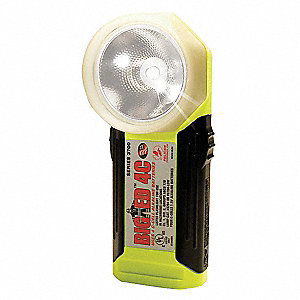 Indst Hands Free Light,Krypton,Yellow