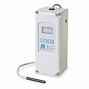 Line Voltage Thermostat,120 to 240VAC