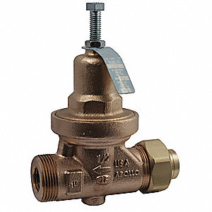 apollo water pressure reducing valve 3 4 in 40d803 36lf10401 grainger. Black Bedroom Furniture Sets. Home Design Ideas