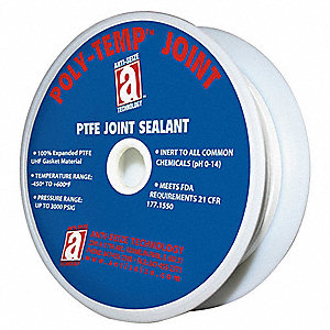 Joint Sealant Ribbon,3/4 In. W,100 Ft. L