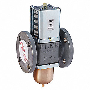 Water Regulating Valve,2 Way,Flange