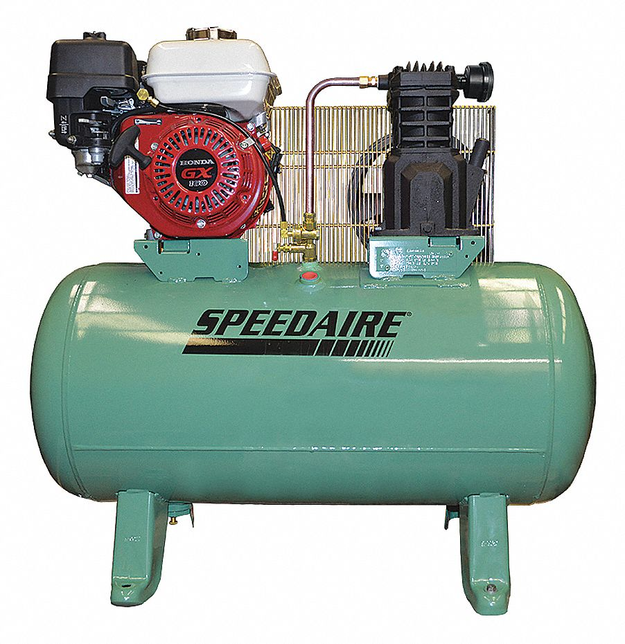 Speedaire stationary air compressor 5 5 hp honda 40jl42 for General motors extended warranty plans