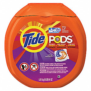 64 oz. High Efficiency Laundry Detergent, 4 PK