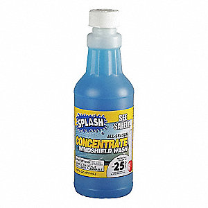 Windshield Wash,16 Oz.