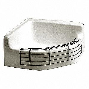 Corner Mop Sink : 28
