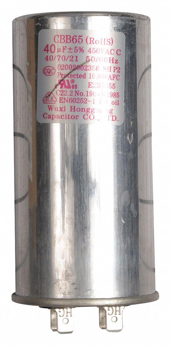 Frigidaire Air Conditioner Capacitor Unit Fits Brand