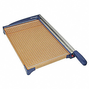 "Guillotine Paper Cutter, 18"" Cutting Length, 10 Sheet Capacity"