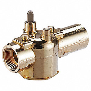 Zone Valve,2 Way,On/Off,Flare 3/4