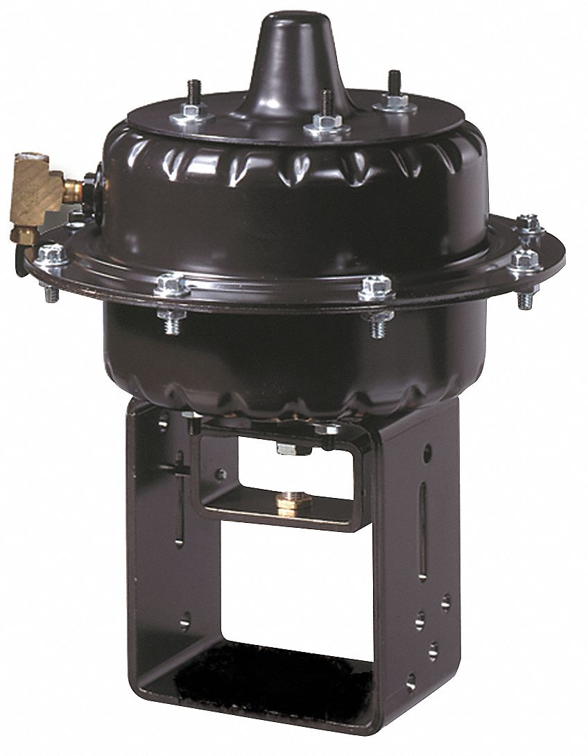 New Johnson Control V-3000-1 Actuator 3754-1022 Valve Pneumatic